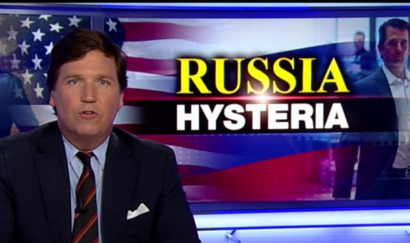 Tucker Carlson, Fox News host (Screen grab)