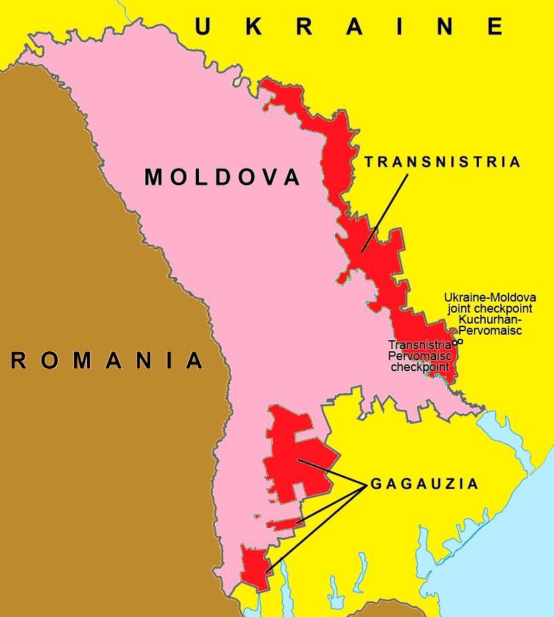 Ukraine helps Moldova regain control over border in Transnistrian  regionEuromaidan Press | News and views from Ukraine