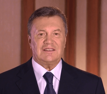 ousted president yanukovych