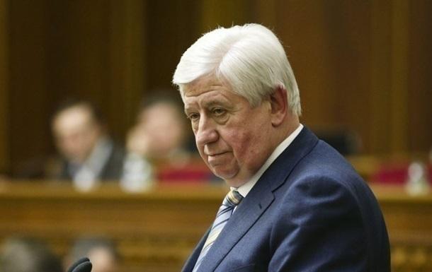 Viktor Shokin, ex Prosecutor General initiated the attacks on the activists in the new era Photo: korrespondent.net