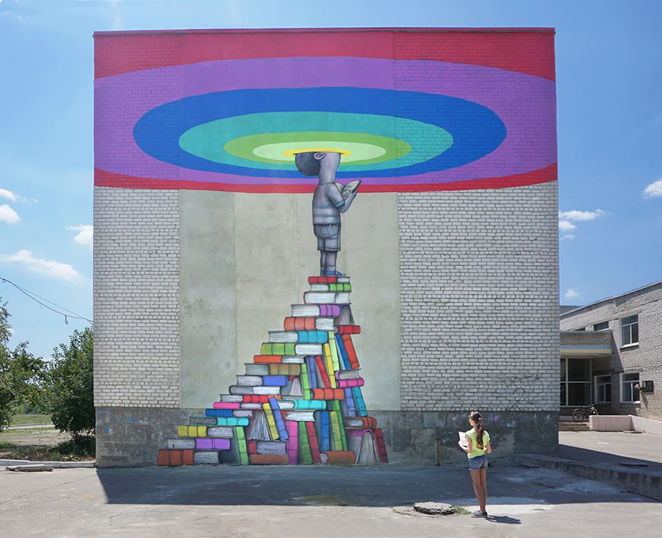 Popasna. Author: Seth GlobePainter