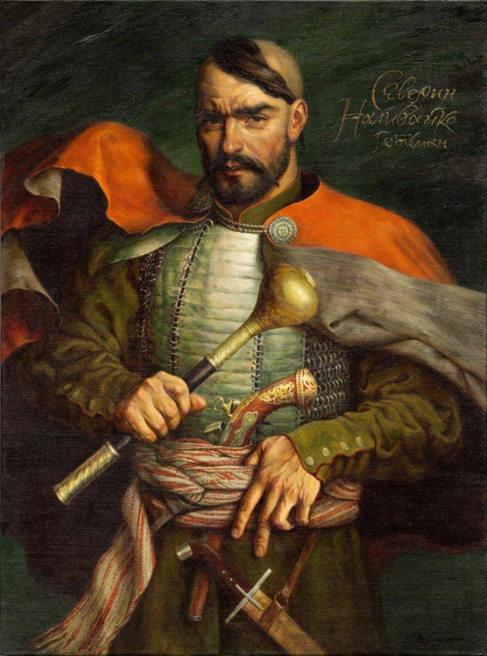 Hetman Severyn Nalyvayko