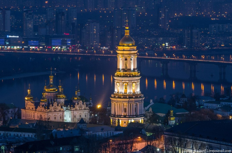Kyiv-Pechersk Lavra Photo: zorge_richard.livejournal.com