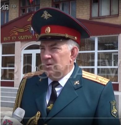 """DNR """"MP"""" Aleksandr Kurenkov."""