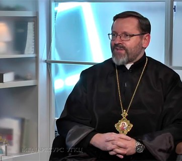 UGCC Major Archbishop Svyatoslav