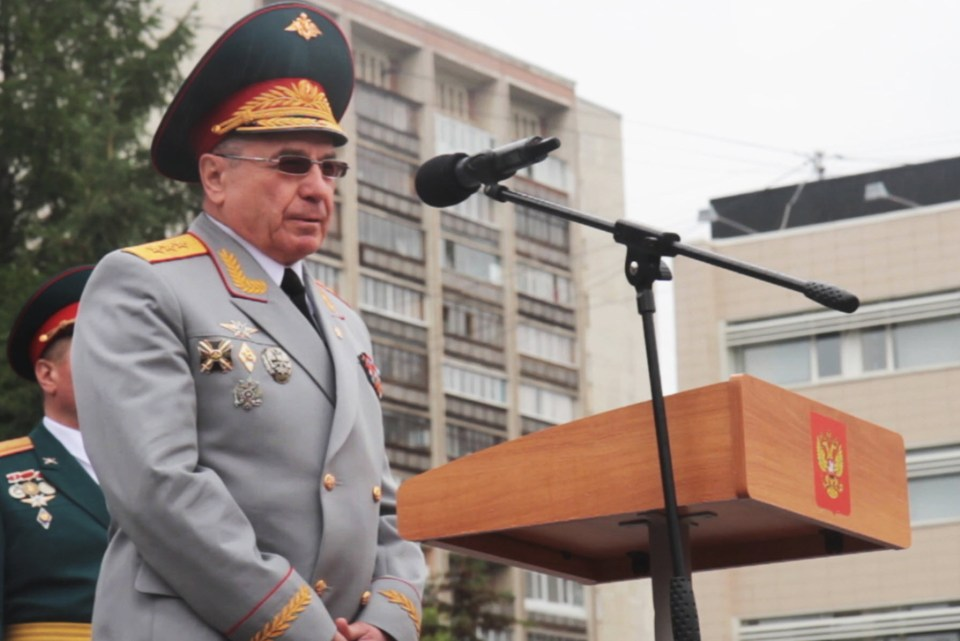 Bellingcat's open source investigation alleges that this Russian Colonel General is the key figure in the downing of Malaysian Airways Flight MH17.
