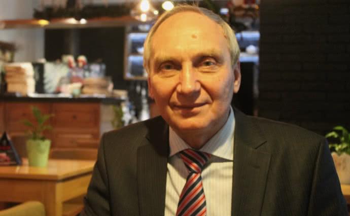 Ihor Kozlovskyi. Photo: Ukrayinska Pravda