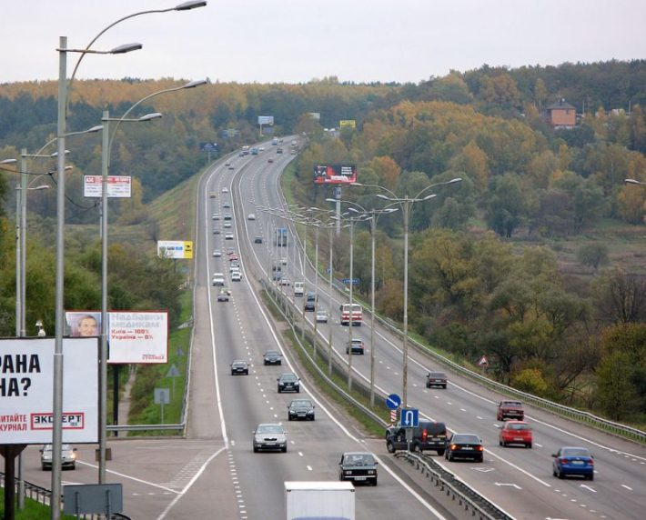 Kyiv-Odessa highway. Photo: Leonid Andronov