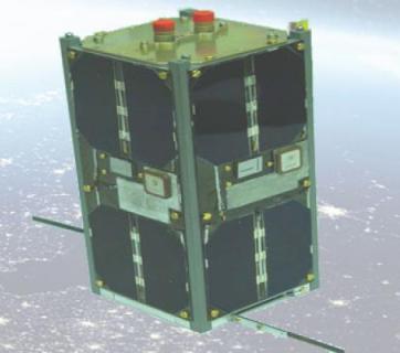 KPI nano satellite PolyITAN-2-SAU