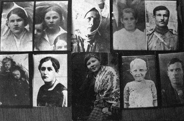 Some Koryukivka residents who perished in the flames