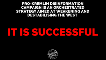 Top 5 Russia's fakes from EU Stratcom's Disinformation