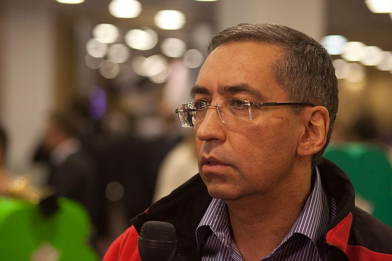 Igor Ashmanov during the IForum-2013. Photo: wikimedia commons
