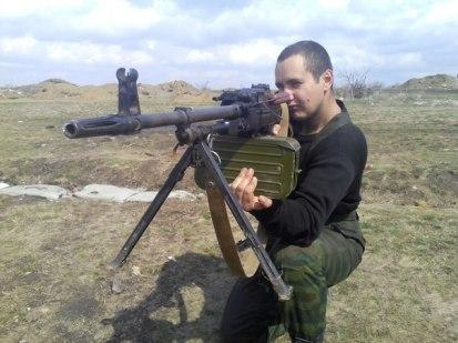 Volodymyr Gudko, former resident of Odessa Oblast.
