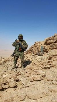 Donetsker Oleksiy Bogdanov in Syria.