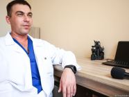 Ukrainian Neurosurgeon Develops Unique Implant for Treating Neck Trauma