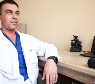 Ukrainian Neurosurgeon Develops Unique Implant for Treating Neck Trauma