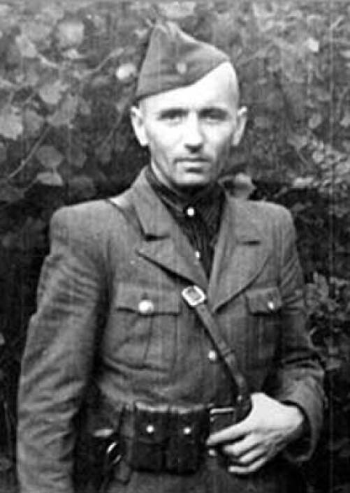 Vasyl Kuk (1913-2007) – General, UPA Commander in 1950 (after the death of Roman Shukhevych)