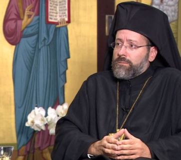 Archbishop Job of Telmessos, Permanent Representative of the Patriarchate of Constantinople to the World Council of Churches (Photo: bbc.com)