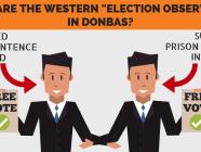 Heavyweight Megaphones Of Disinformation In Eastern Ukraine