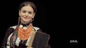 """Spadok"" reveals beauty of Ukraine's traditional garments: Videos"