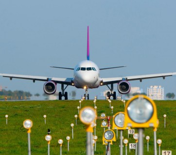 New destinations low-cost airlnes established from and to Ukraine in 2018