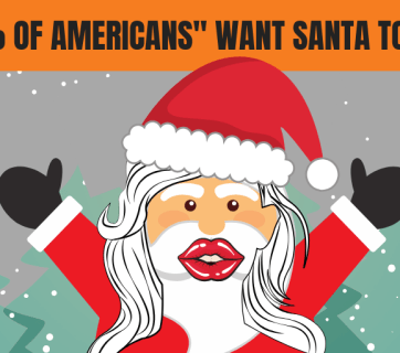 From unstoppable immigrant flood to female Santa Claus: Christmas-time propaganda