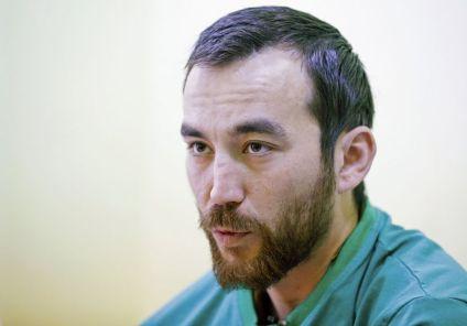 Capt. Yevgeniy Yerofeev