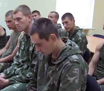 Russian PoWs