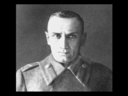 Admiral Alexander Kolchak, the head of the anti-Bolshevik White forces in 1918-1920 during the Russian Civil War (1917-1922). It is believed to be his last photo taken before his execution by the Bolsheviks in February 1920. (Wikimedia Commons)