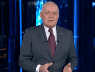Prime-time show on Russian state TV: One lie per minute