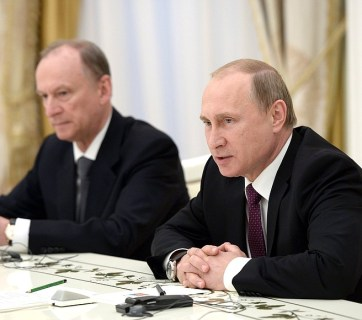Putin and Patrushev