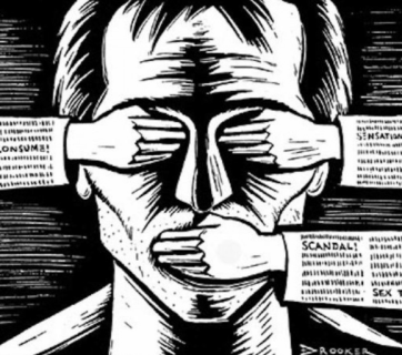 disinformation and censorship in russia
