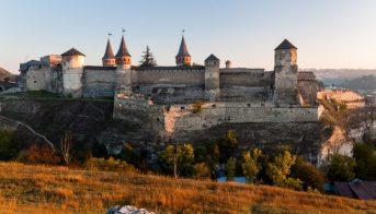 Kamianets-Podilskyi Castle. Photo: matrix-info.com