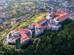 Palanok Castle. Photo: prykarpattyatour.com