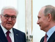 Steinmeier and Putin