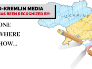 Russian propaganda around Crimean annexation doesn't stop