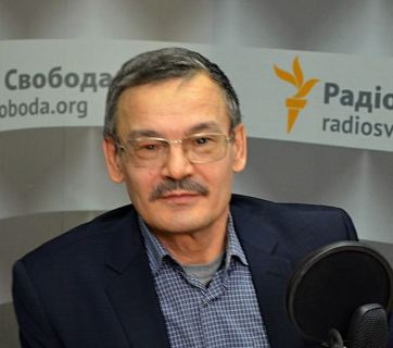 Rafis Kashapov, the deputy prime minister of the Tatarstan government in exile, a member of the presidium of the All-Tatar Social Center and a cofounder of the Free Idel-Ural movement. Photo: RFE/RL