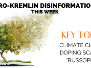 Disinformation Review: Bears and Drugs and Climate Change
