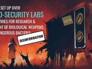 The secret labs conspiracy: a converging narrative