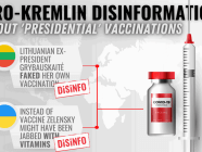 THEORIES ON PRESIDENTS GETTING VACCINATED