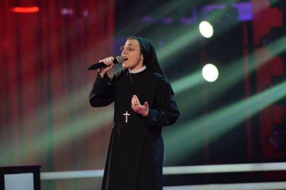 Suor Cristina Scuccia