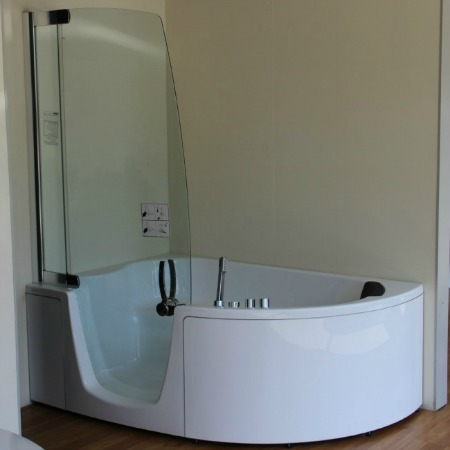 Prezzo teuco 383  Infissi del bagno in bagno
