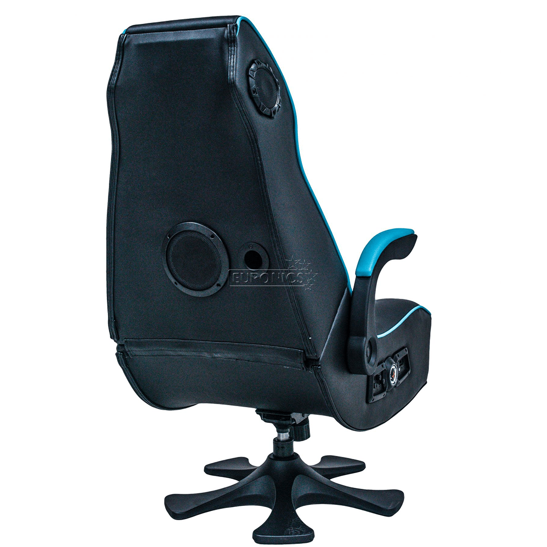Console Gaming Chair Gaming Chair X Rocker Infiniti 2 1 094338510607