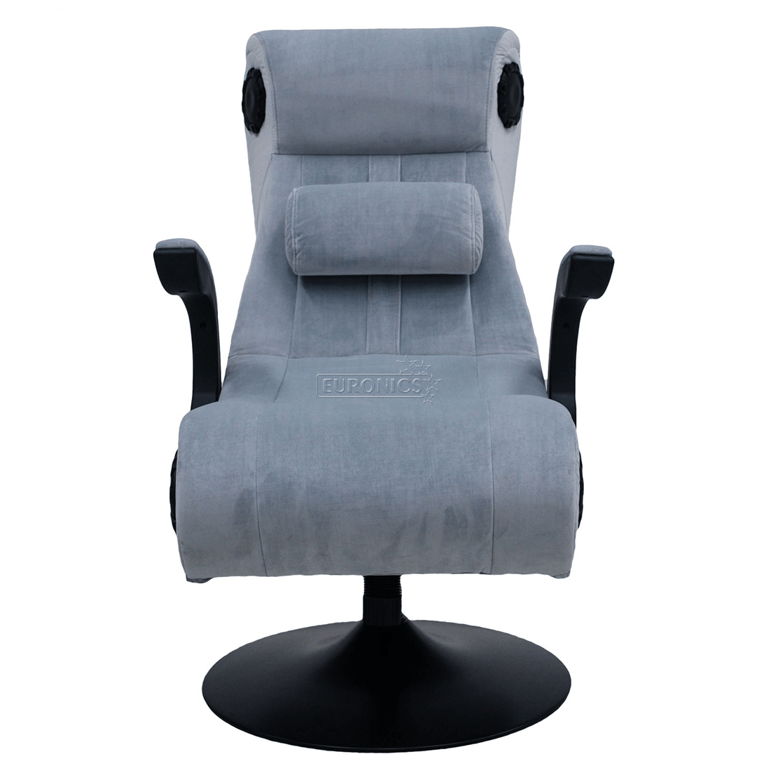 Console Gaming Chair Gaming Chair X Rocker Deluxe 4 1 094338510775