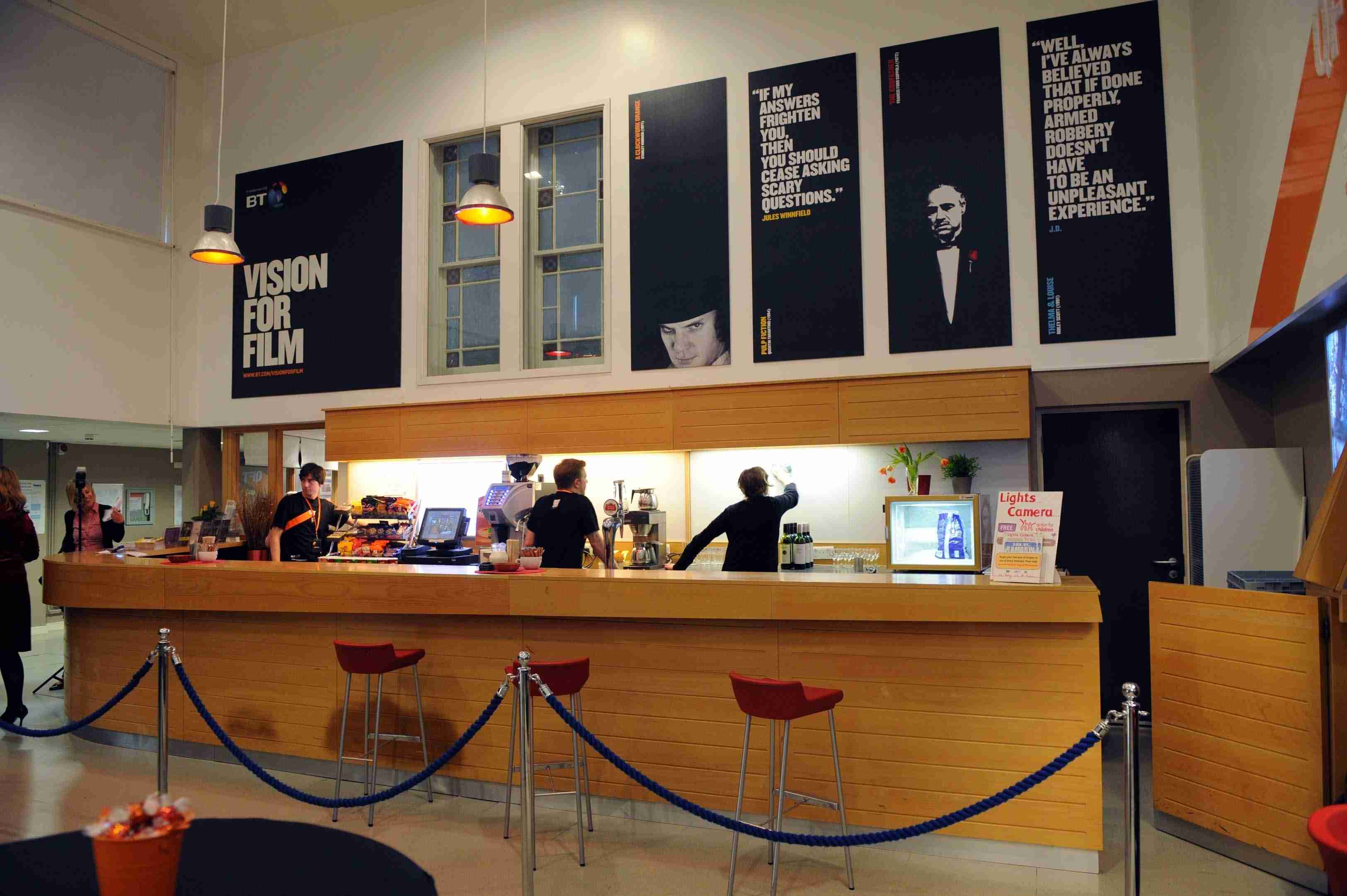 United Kingdom – Queen's Film Theatre (Belfast)