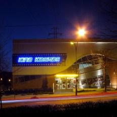 Poland - Kosmos Cinema (Katowice)