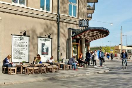 Sweden - Folkets Hus och Parker