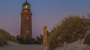Leuchtturm_Darß_Strand