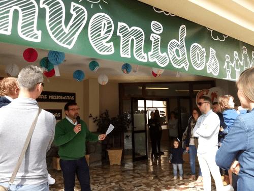 JORNADA DE PUERTAS ABIERTAS Y CONVIVENCIA FAMILIAR
