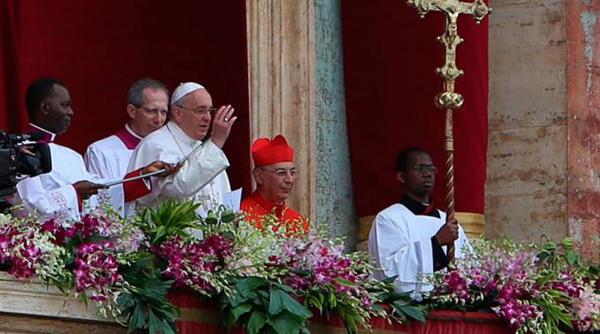 Mensaje del Papa Francisco en el Domingo de Resurrección